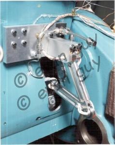 Diesel Engine Research Grasshopper Linkage