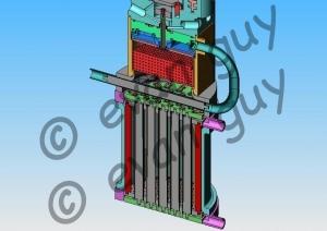 Hydrogen Steam Generator