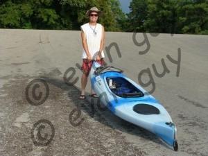 Modified Kayak