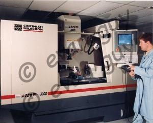 Cincinnati Arrow 1000 4-Axis CNC Vertical Machining Center