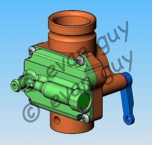 UAV Engine Carburetor 2